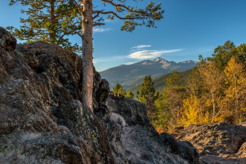 From The Rocks - RMNP_0515