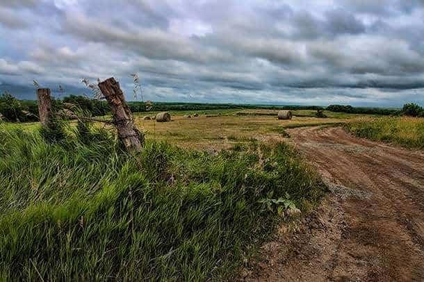 Kansas Country Roads Brad Mangas Photographic Artist