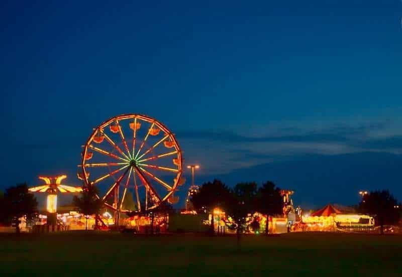 Carnival Photography Topeka Kansas