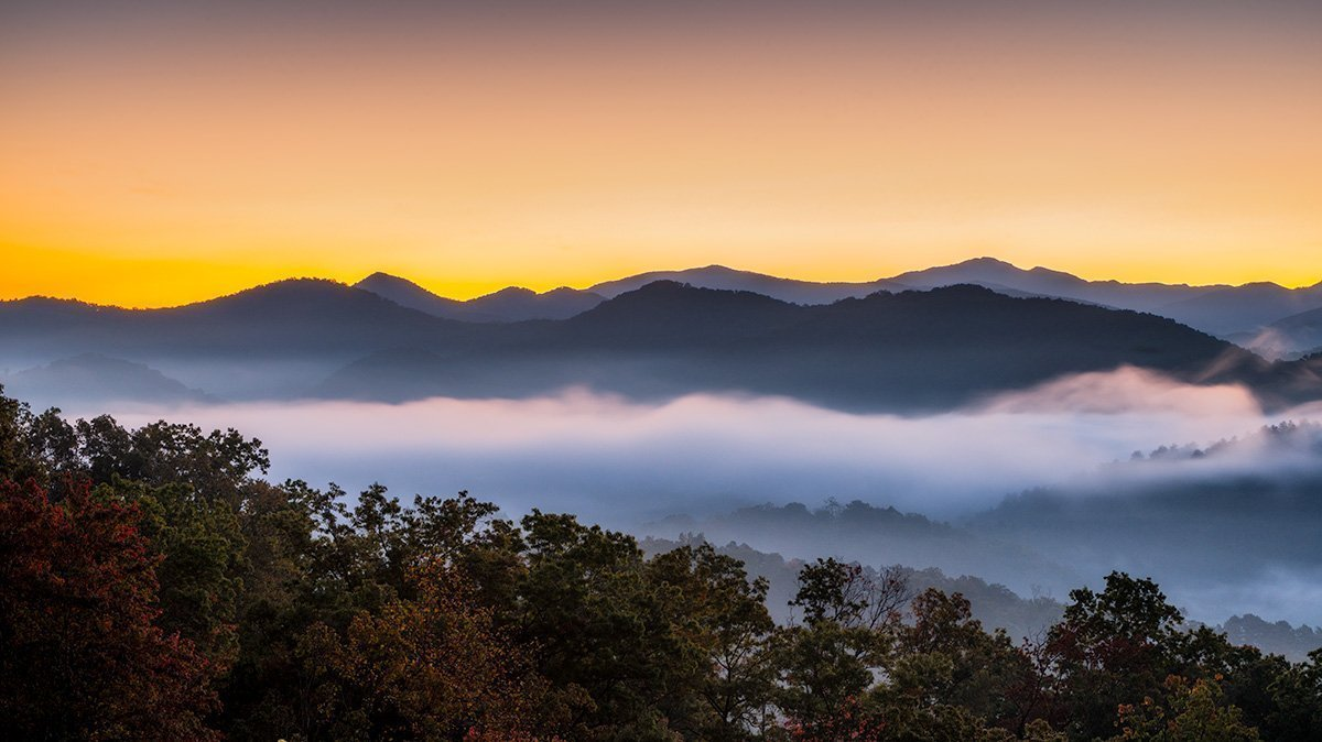 Great Smoky Mountains, © Brad Mangas