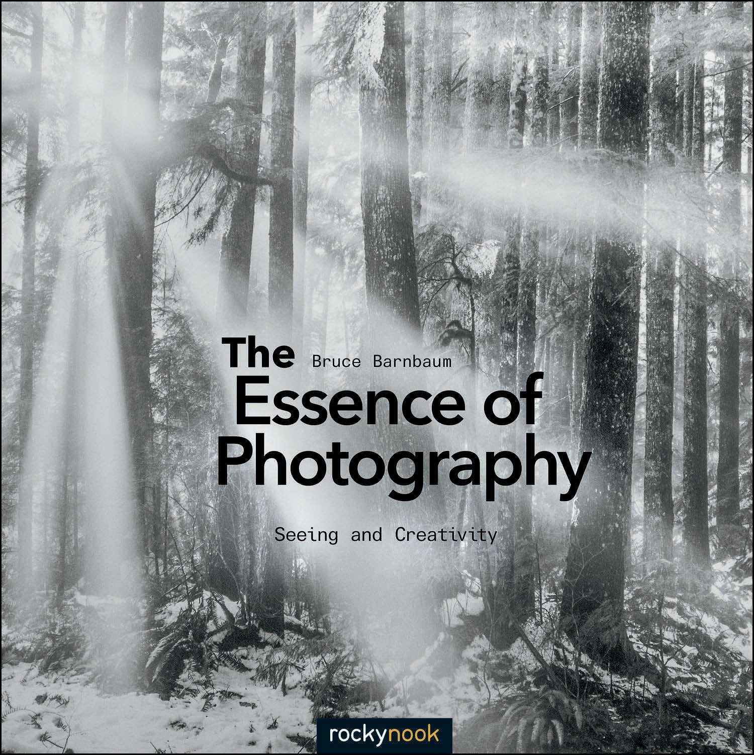 The Essence of Photography, Seeing and Creativity - by Bruce Barnbaum